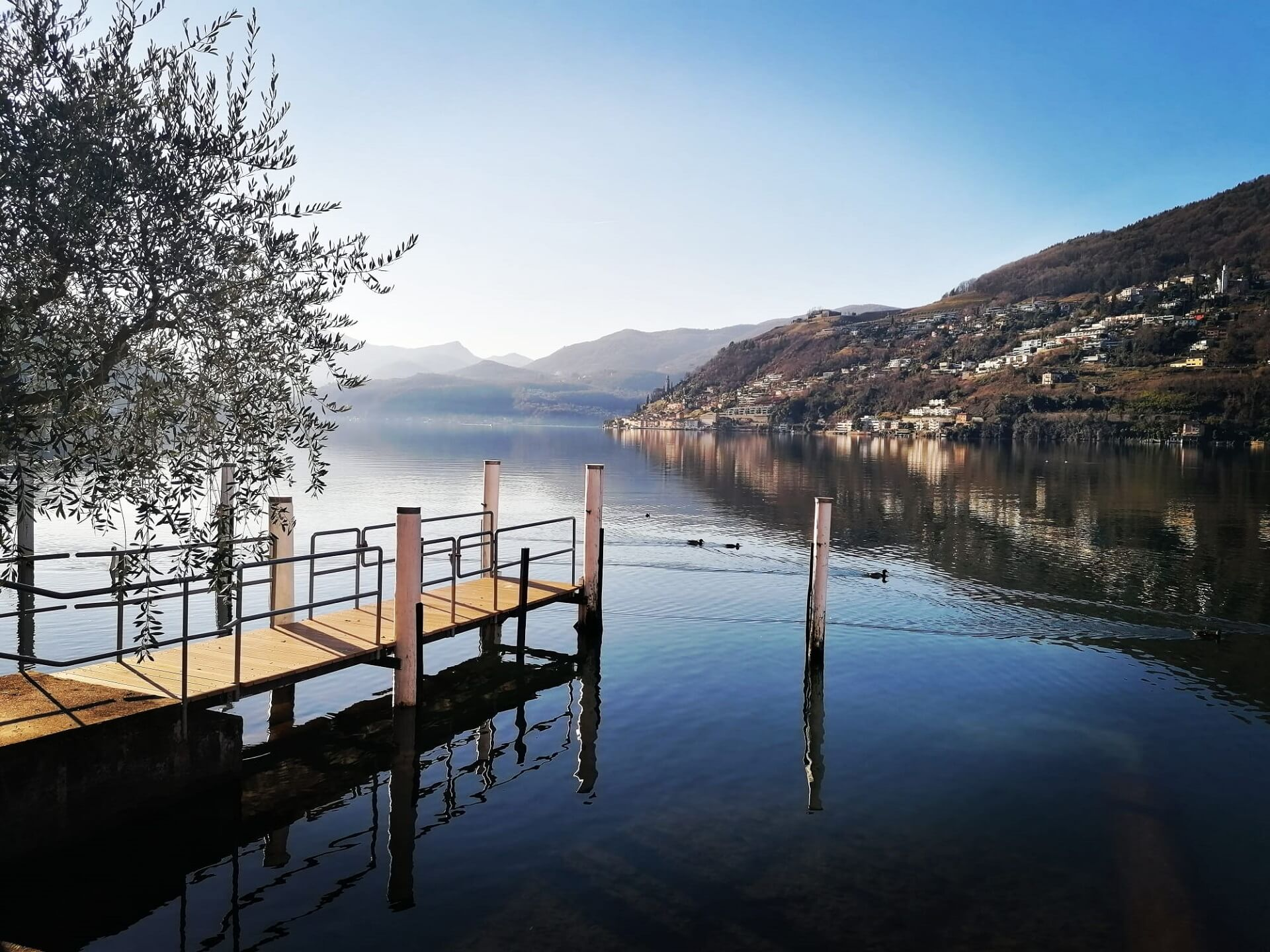 Dolceresio Lugano Lake B&B, Brusino Arsizio - Galerie - 1 12 gennaio 2020