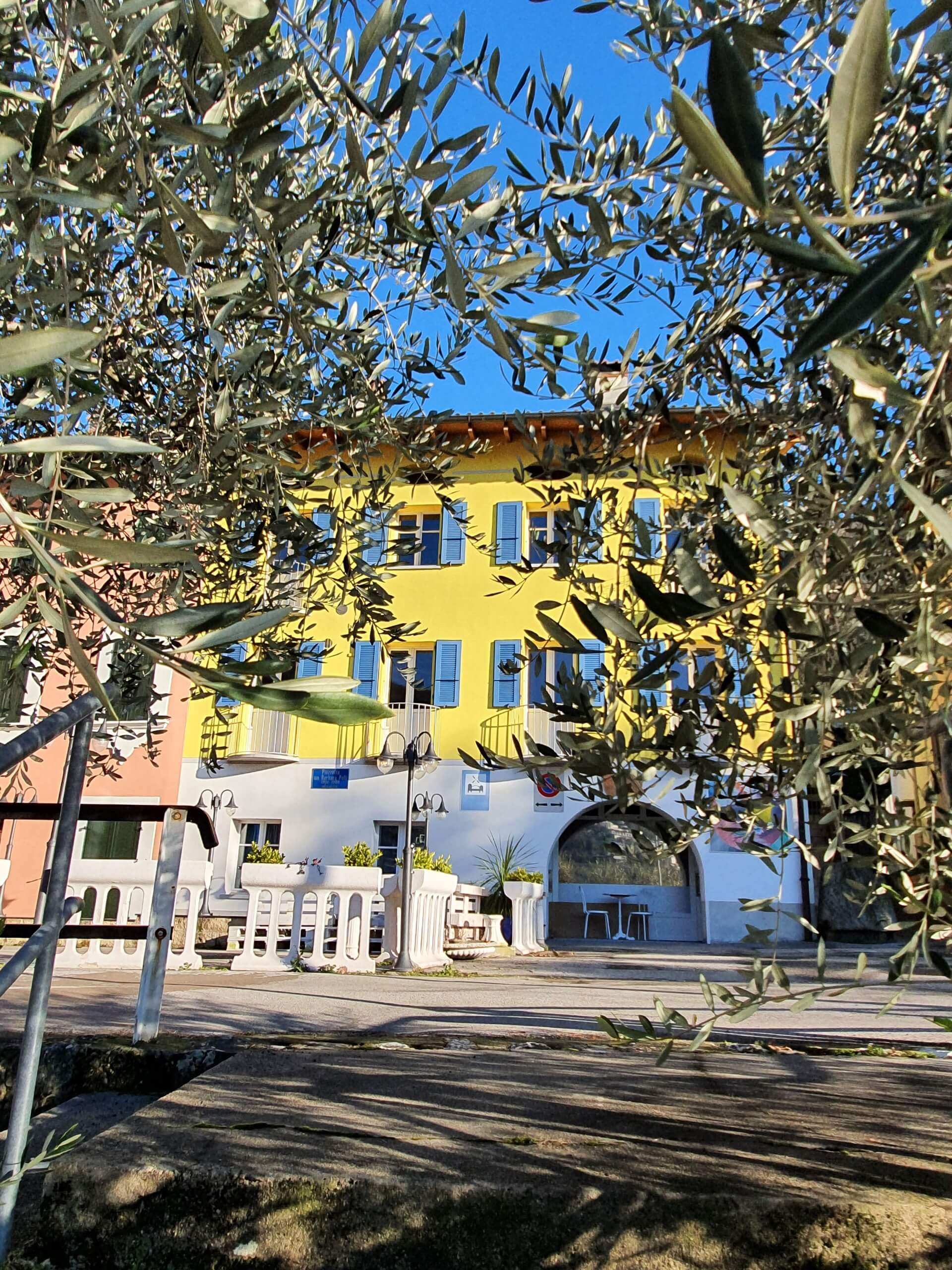 Dolceresio Lugano Lake B&B, Brusino Arsizio - Home - Facciata 2