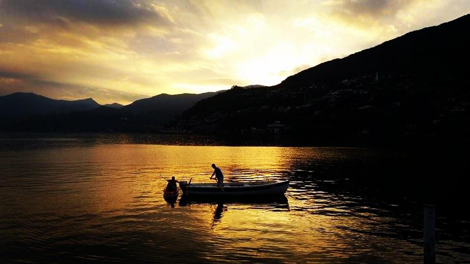 Dolceresio Lugano Lake B&B, Brusino Arsizio - Galerie - Pescatori del Ceresio
