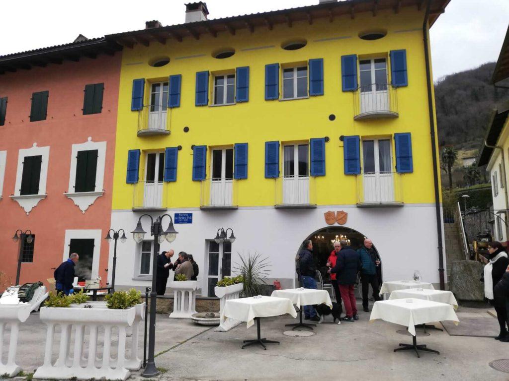 Dolceresio Lugano Lake B&B, Brusino Arsizio - New opening 29.02.2020 - Armando frigge pesce appena pescato
