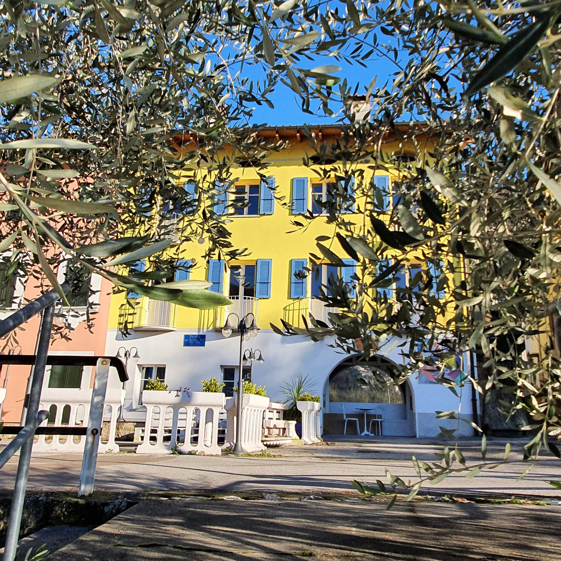Dolceresio Lugano Lake B&B, Brusino Arsizio - Kontakt - Facciata 2 rit sq