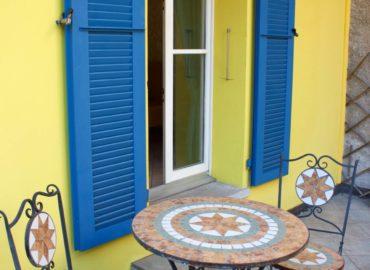 Dolceresio Lugano Lake B&B, Brusino Arsizio - Superior double room with terrace - Terrace Hypnos