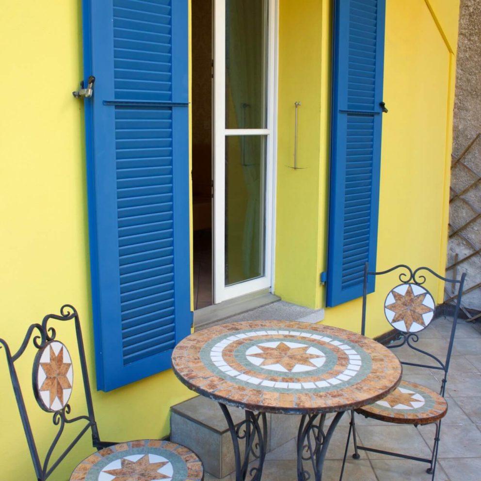 Dolceresio Lugano Lake B&B, Brusino Arsizio - Les Chambres - Terrace Hypnos
