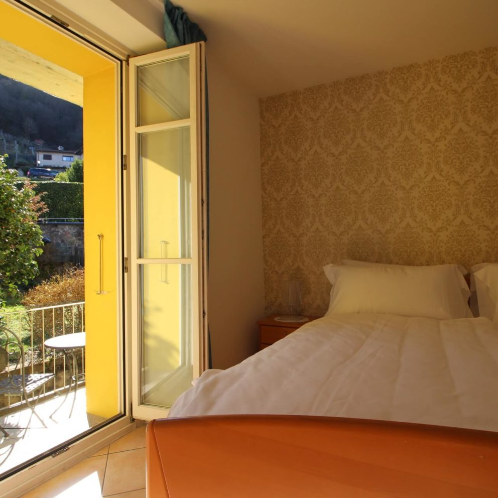 Dolceresio Lugano Lake B&B, Brusino Arsizio - Les Chambres - Vista Helios