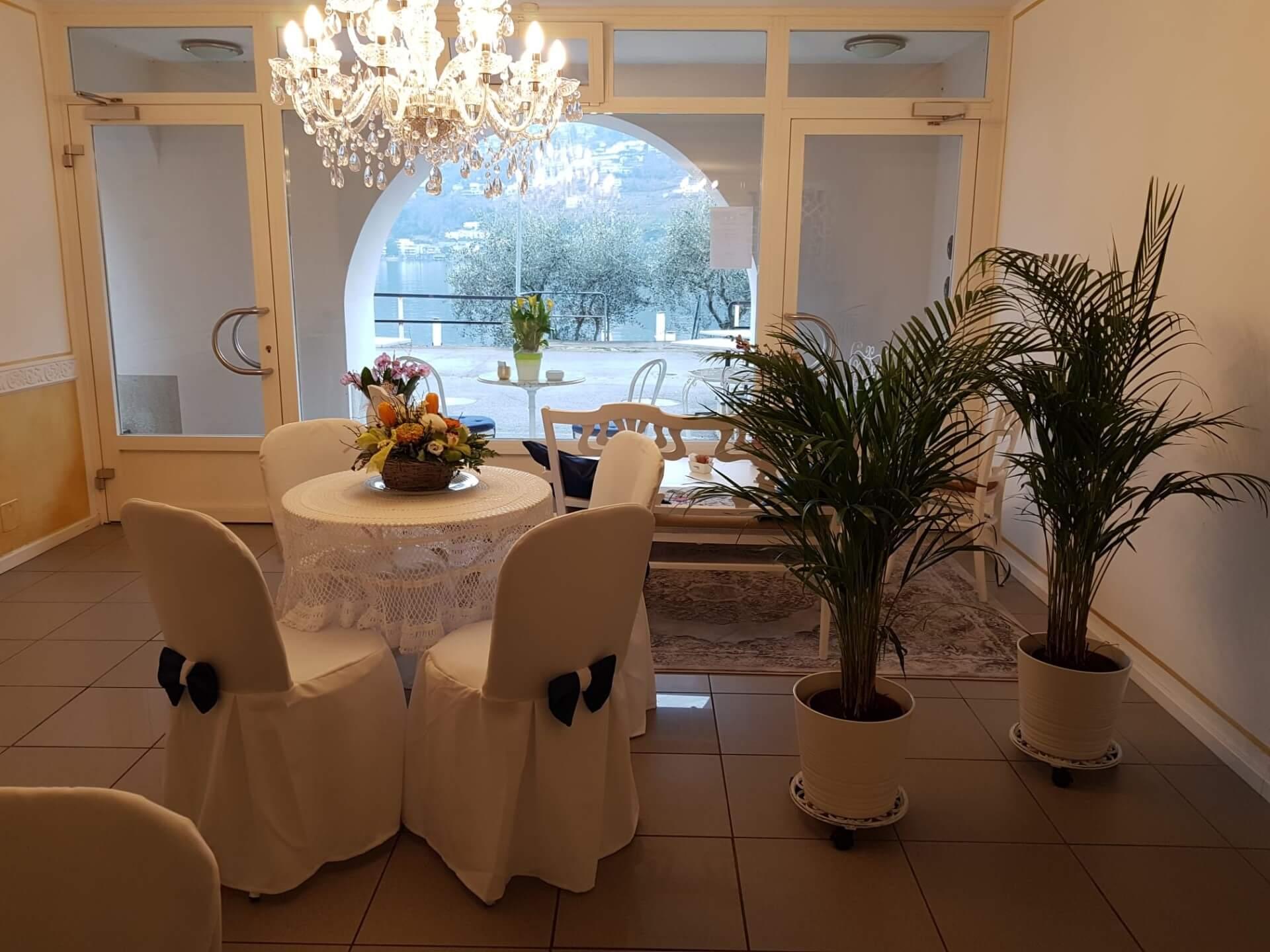 Dolceresio Lugano Lake B&B, Brusino Arsizio - Home - Reception