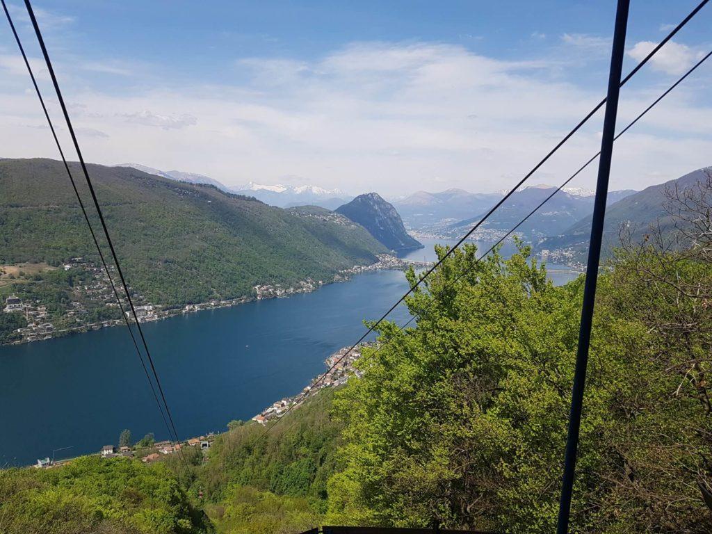 Dolceresio Lugano Lake B&B, Brusino Arsizio - Galerie - Funivia Brusino Serpiano