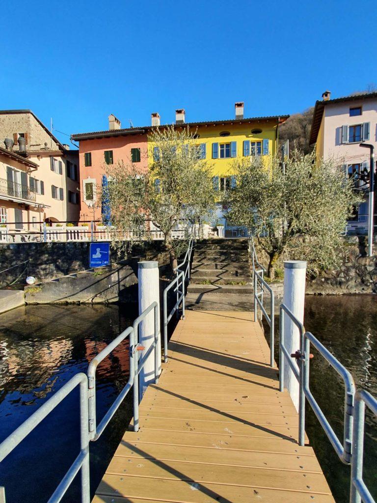 Dolceresio Lugano Lake B&B, Brusino Arsizio - Galerie - Pontile 1