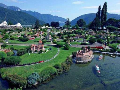 Dolceresio Lugano Lake B&B, Brusino Arsizio - Activities and Surroundings - SwissMiniatur